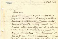 1913-Congres-Brief-1